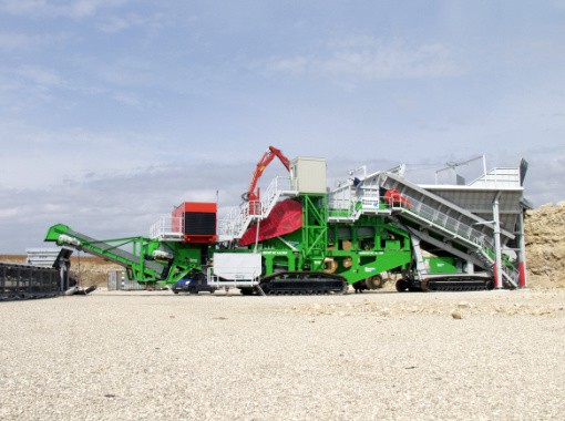Performance Mining - Crushing and Screening Services